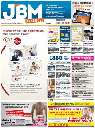 journal gratuit février 2015 numero 216