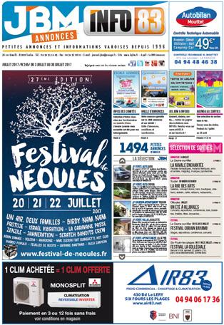 journal gratuit juillet 2017 numero 245