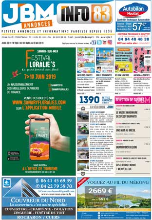 journal gratuit avril 2019 numero 266