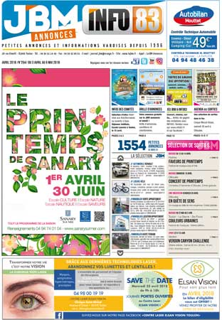 journal gratuit avril 2018 numero 254