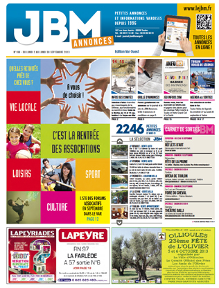 journal gratuit septembre 2013 numero 199