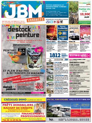 journal gratuit octobre 2015 numero 224