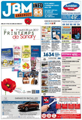 journal gratuit avril 2017 numero 242