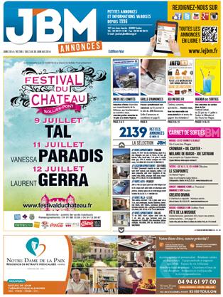journal gratuit juin 2014 numero 208