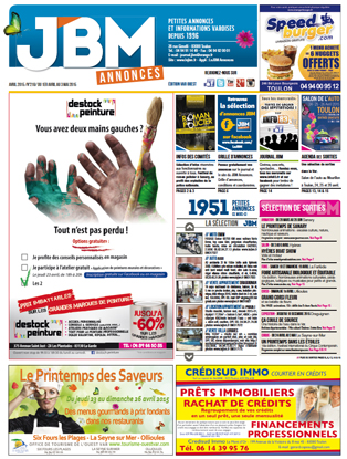 journal gratuit avril 2015 numero 218
