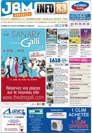 journal gratuit septembre 2018 numero 259