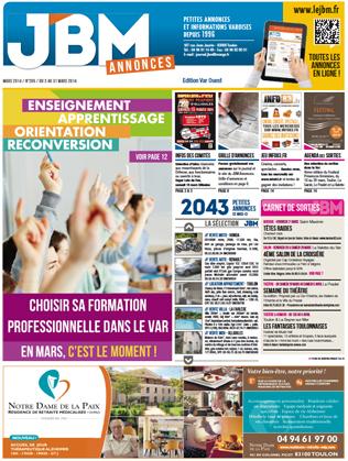 journal gratuit mars 2014 numero 205