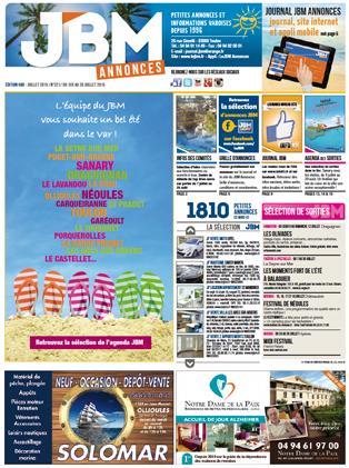 journal gratuit juillet 2015 numero 221