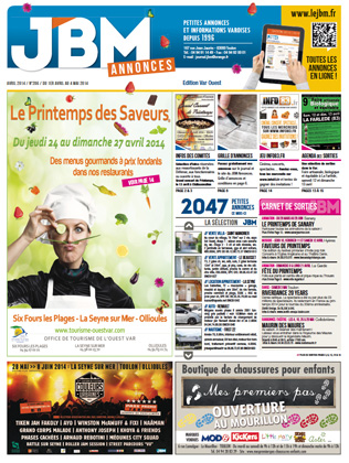 journal gratuit avril 2014 numero 206