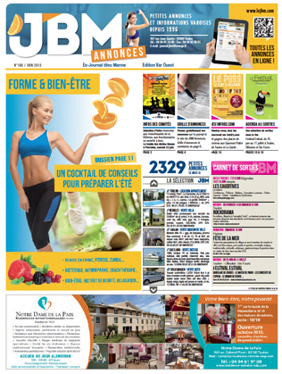 journal gratuit juin 2013 numero 196