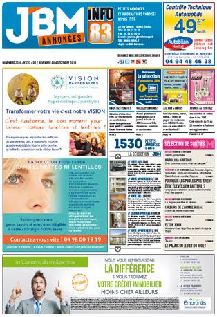 journal gratuit novembre 2016 numero 237
