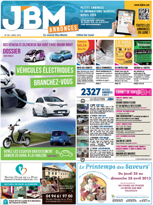 journal gratuit avril 2013 numero 194
