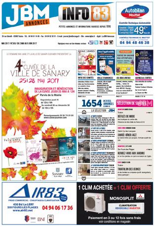 journal gratuit mai 2017 numero 243