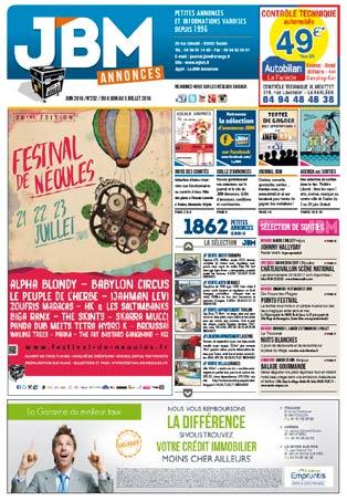 journal gratuit juin 2016 numero 232
