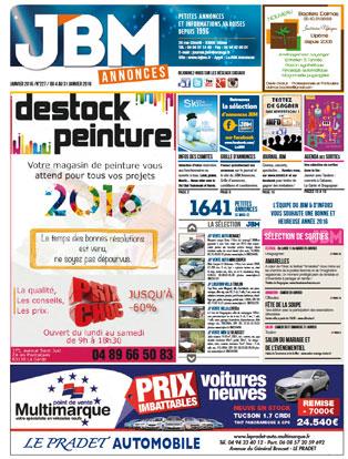 journal gratuit janvier 2016 numero 227