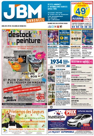 journal gratuit avril 2016 numero 230