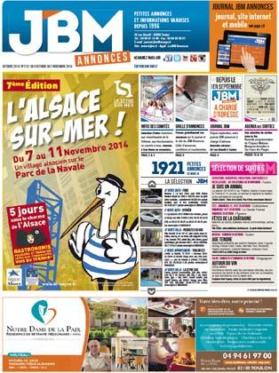 journal gratuit octobre 2014 numero 212