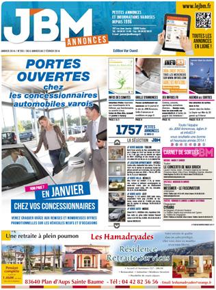 journal gratuit janvier 2014 numero 203