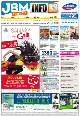 journal gratuit septembre 2017 numero 247