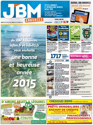 journal gratuit janvier 2015 numero 215