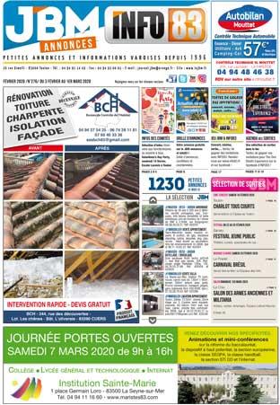 journal gratuit février 2020 numero 276