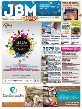 journal gratuit septembre 2014 numero 211
