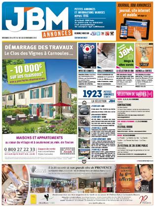 journal gratuit novembre 2014 numero 213