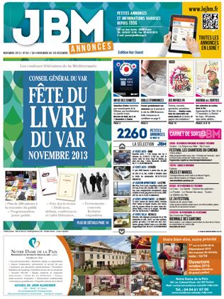 journal gratuit novembre 2013 numero 201