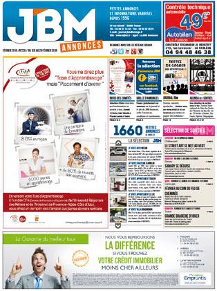 journal gratuit février 2016 numero 228