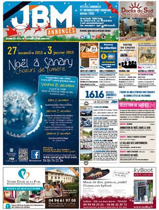 journal gratuit décembre 2015 numero 226