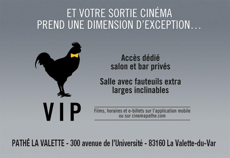 Pathé La Valette et Pathé liberté Toulon