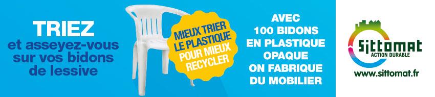 Mieux trier le plastique pour mieux recycler
