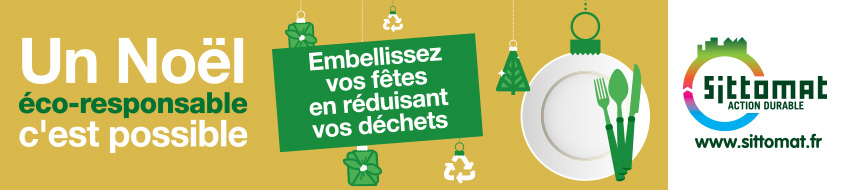 Un Noël éco-responsable c'est possible !